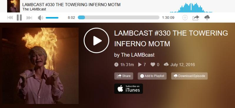 Towering Inferno Lambcast