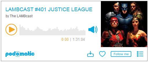 Justice League Lambcast