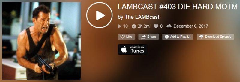 Die Hard Lambcast