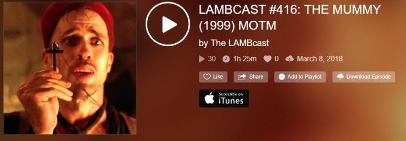Mummy Lambcast